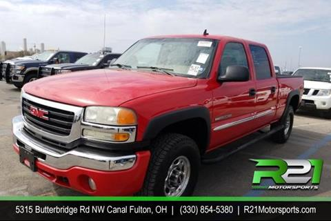 2007 GMC Sierra 2500HD Classic for sale in Canal Fulton, OH