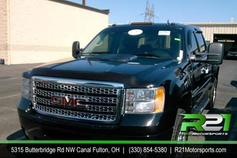 2014 GMC Sierra 2500HD for sale in Canal Fulton, OH