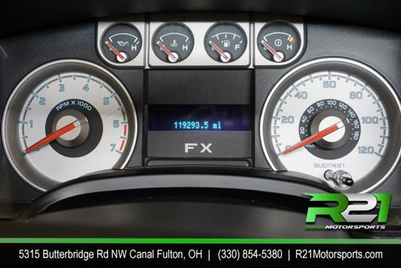 2010 Ford F-150 Lariat SuperCrew 5 5-ft  Bed 4WD In Canal Fulton OH