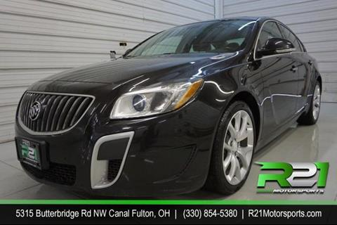 2013 Buick Regal for sale in Canal Fulton, OH