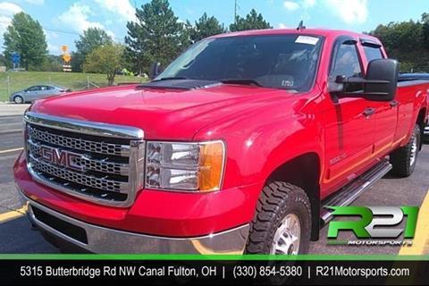 2013 GMC Sierra 2500HD for sale in Canal Fulton, OH