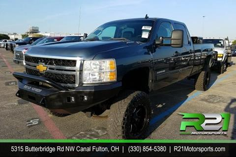 2008 GMC Sierra 2500HD for sale in Canal Fulton, OH