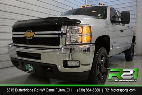 Chevrolet Used Cars Pickup Trucks For Sale Canal Fulton