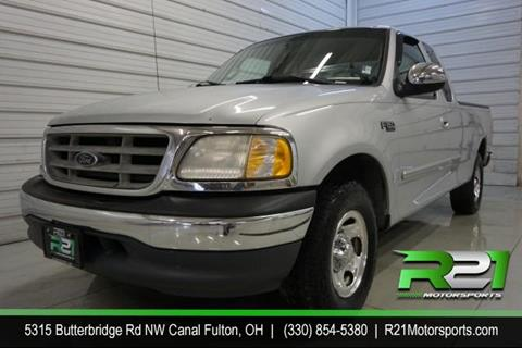 2001 Ford F-150 for sale in Canal Fulton, OH