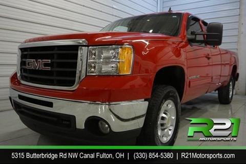 2007 GMC Sierra 2500HD for sale in Canal Fulton, OH