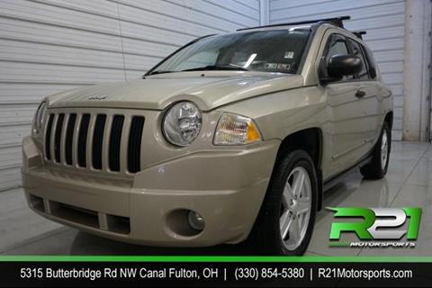 2009 Jeep Compass for sale in Canal Fulton, OH