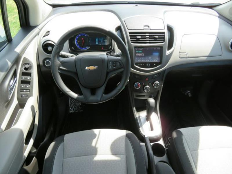 2015 Chevrolet Trax LS - Twin Lake MI