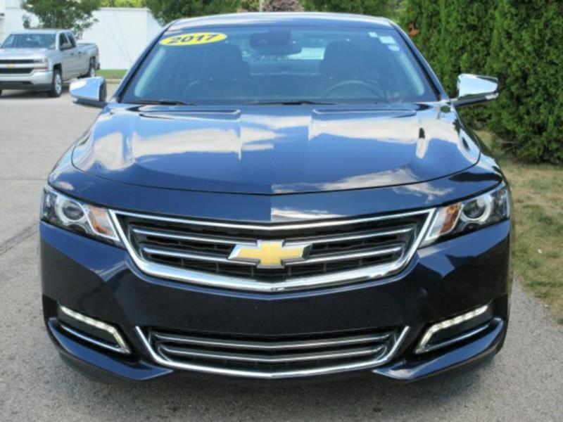 2017 Chevrolet Impala Premier 4dr Sedan - Twin Lake MI