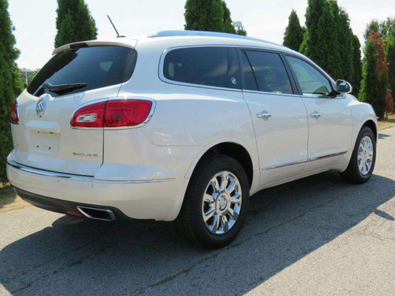 2014 Buick Enclave Leather 4dr Crossover - Twin Lake MI