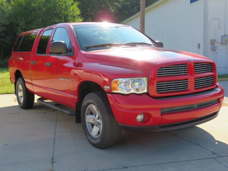 2003 Dodge Ram Pickup 1500 ST - Twin Lake MI