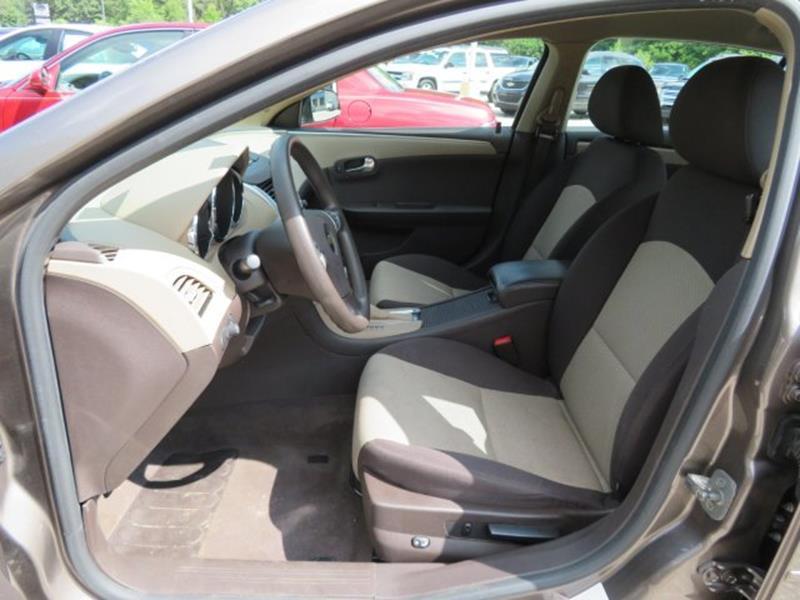2012 Chevrolet Malibu LS 4dr Sedan - Twin Lake MI