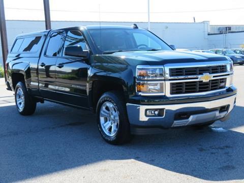 2015 Chevrolet Silverado 1500 for sale in Twin Lake, MI