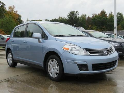 2011 Nissan Versa for sale in Twin Lake, MI