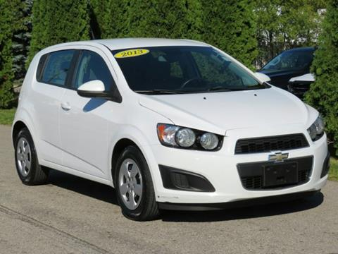 2013 Chevrolet Sonic for sale in Twin Lake, MI