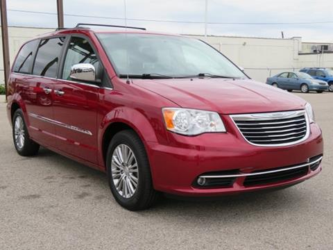 2013 Chrysler Town and Country for sale in Twin Lake, MI