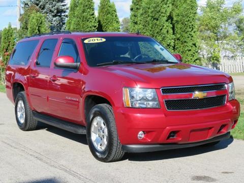 2014 Chevrolet Suburban for sale in Twin Lake, MI