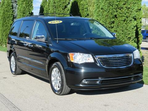 2012 Chrysler Town and Country for sale in Twin Lake, MI