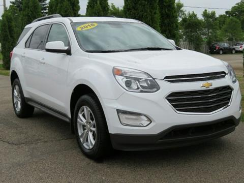 2016 Chevrolet Equinox for sale in Twin Lake, MI