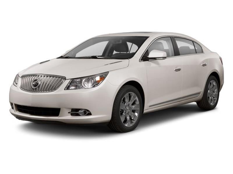 2012 Buick LaCrosse Premium 2 In Twin Lake MI - Betten Baker Used Cars