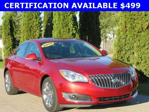 Buick Used Cars Used Cars For Sale Twin Lake Betten Baker Used Cars
