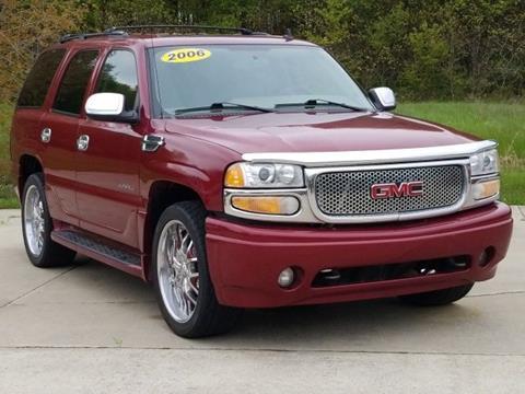 2006 Gmc Denali >> 2006 Gmc Yukon For Sale In Twin Lake Mi