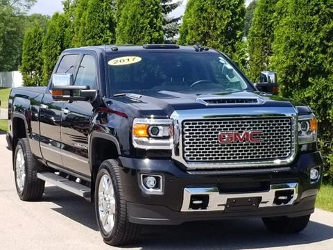 2017 GMC Sierra 2500HD for sale in Twin Lake, MI