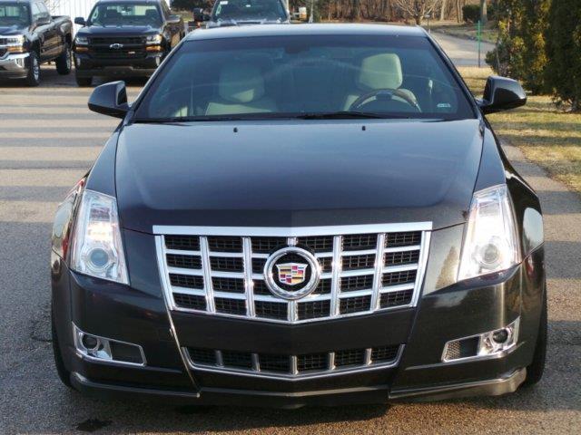 2012 Cadillac CTS AWD 3.6L Premium 2dr Coupe - Twin Lake MI