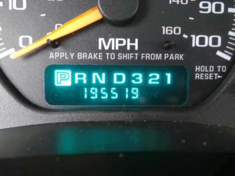 2002 Chevrolet Tahoe Z71 - Twin Lake MI