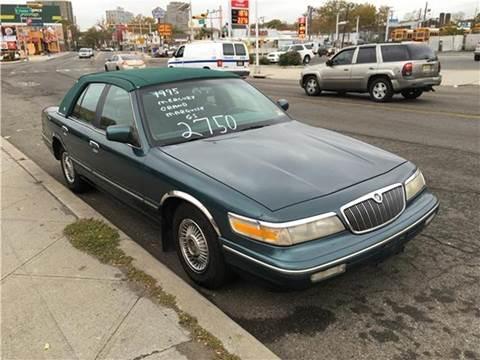 1995 Mercury Grand Marquis >> Used 1995 Mercury Grand Marquis For Sale Carsforsale Com