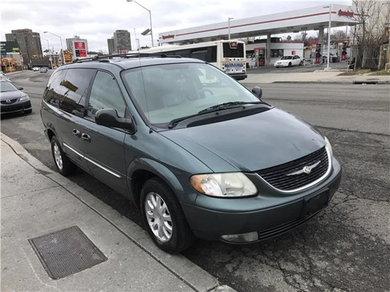 2003 Chrysler Town and Country for sale at Dennis Public Garage in Newark NJ