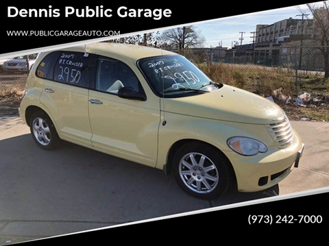 2007 Chrysler PT Cruiser for sale at Dennis Public Garage in Newark NJ