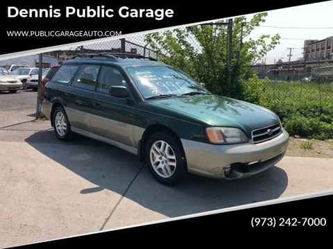 2002 Subaru Outback for sale at Dennis Public Garage in Newark NJ