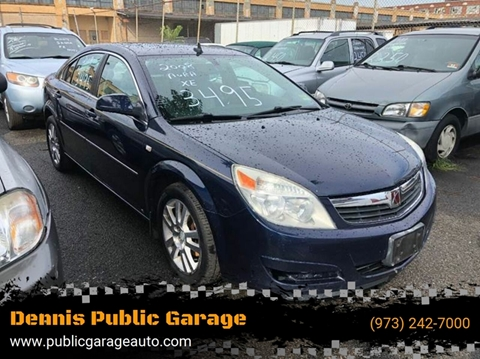 2008 Saturn Aura for sale in Newark, NJ
