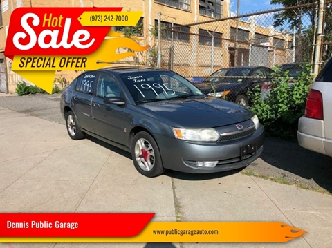 2004 Saturn Ion for sale in Newark, NJ