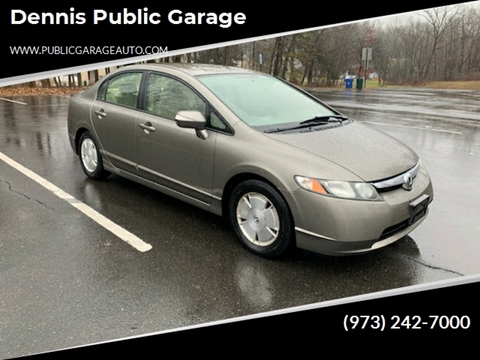 2006 Honda Civic for sale at Dennis Public Garage in Newark NJ