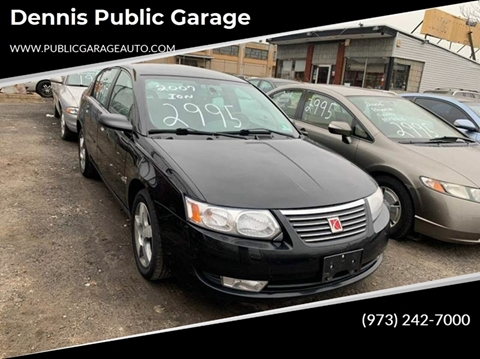 2007 Saturn Ion for sale in Newark, NJ