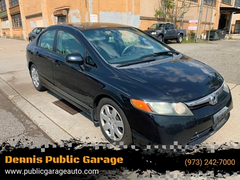 2007 Honda Civic for sale at Dennis Public Garage in Newark NJ