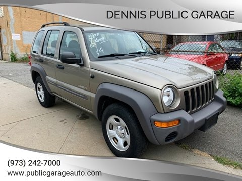 2004 Jeep Liberty for sale in Newark, NJ