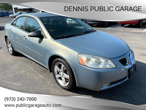 2007 Pontiac G6 for sale in Newark, NJ