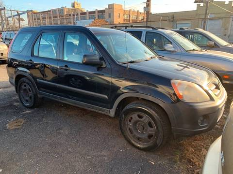 2006 Honda CR-V for sale at Dennis Public Garage in Newark NJ