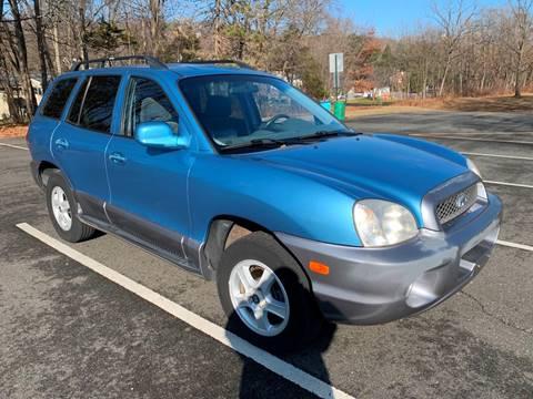 2004 Hyundai Santa Fe GLS for sale at Dennis Public Garage in Newark NJ