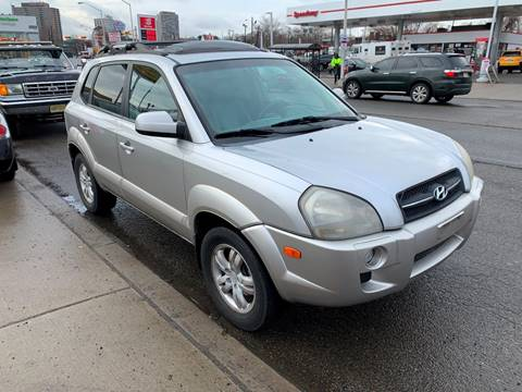 2006 Hyundai Tucson for sale at Dennis Public Garage in Newark NJ