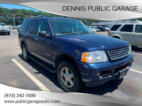 2005 Ford Explorer for sale at Dennis Public Garage in Newark NJ