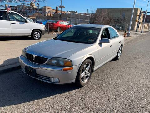 2002 Lincoln LS for sale at Dennis Public Garage in Newark NJ