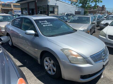2008 Nissan Altima for sale at Dennis Public Garage in Newark NJ