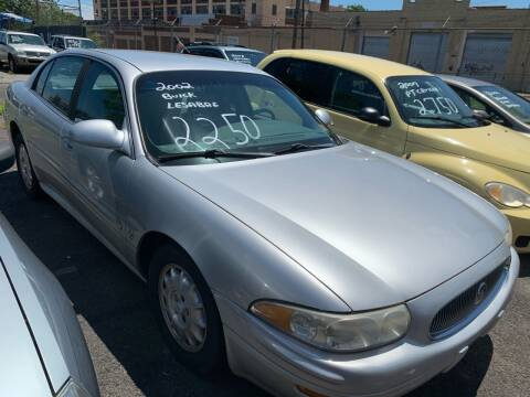 2002 Buick LeSabre for sale at Dennis Public Garage in Newark NJ