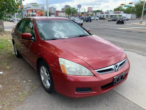 2007 Honda Accord for sale at Dennis Public Garage in Newark NJ