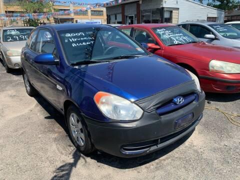 2009 Hyundai Accent for sale at Dennis Public Garage in Newark NJ