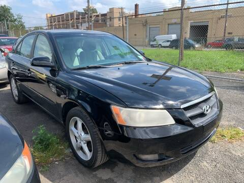2007 Hyundai Sonata for sale at Dennis Public Garage in Newark NJ