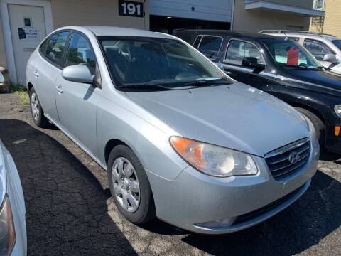2007 Hyundai Elantra for sale at Dennis Public Garage in Newark NJ